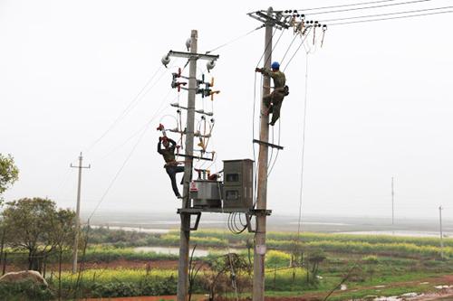 xx供电公司农村电网改造升级工程管理办法