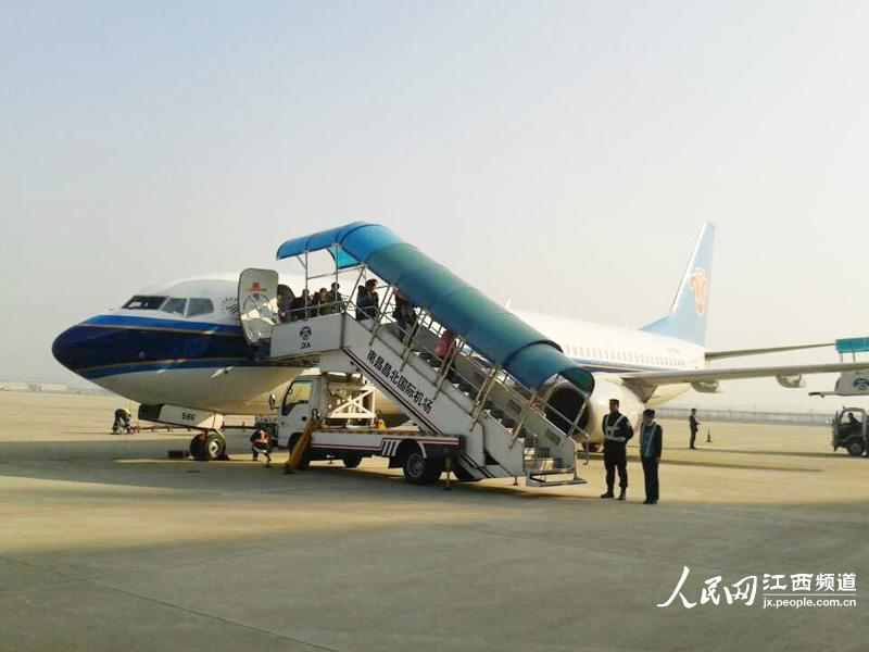 南昌开通直飞珠海航班