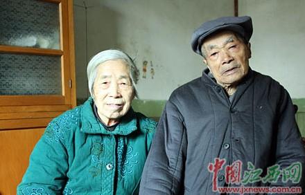 两个老人欧美头像