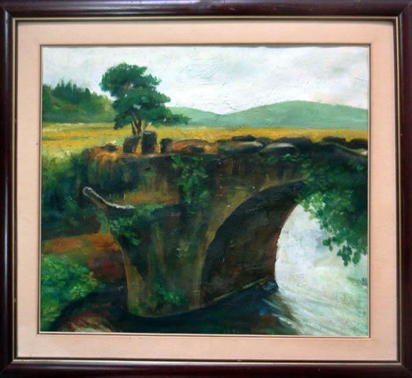 小桥流水-大觉古风》