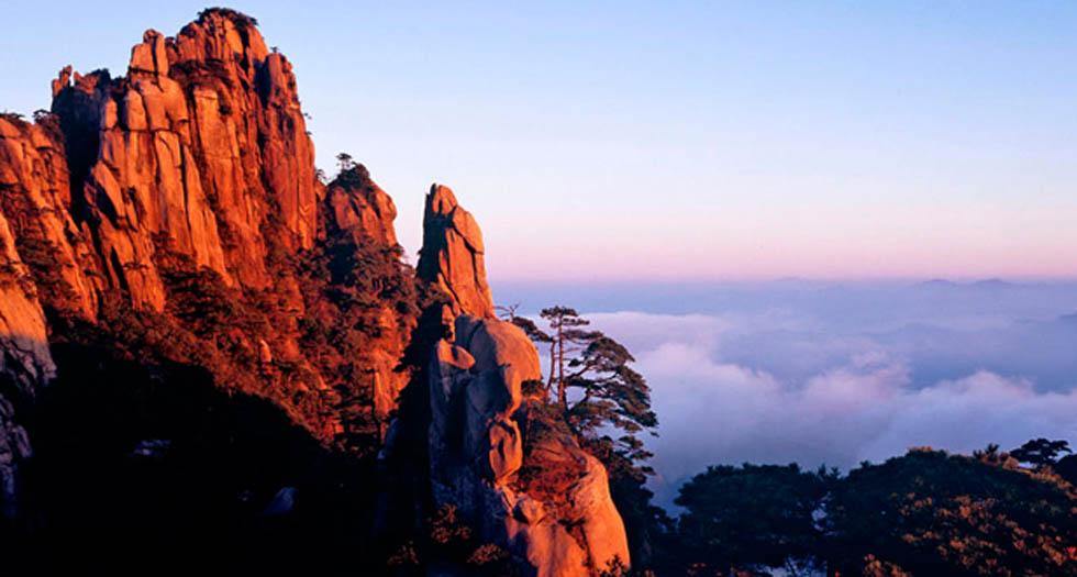 三清山-国家5a级景区,世界地质公园,世界自然遗产