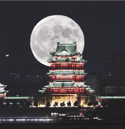 心中的月亮 阅读