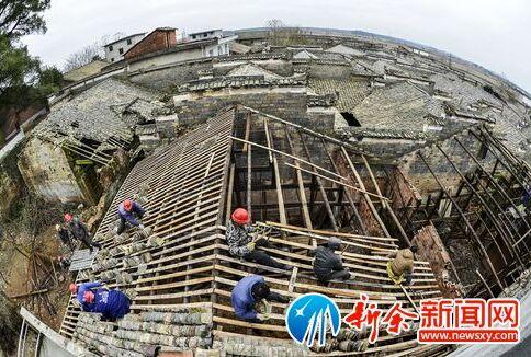 新余市传统村落和古建筑等文化遗产保护发展工作纪实