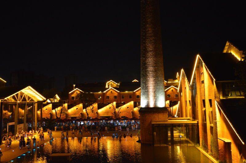 景德镇陶溪川10月18日正式开业 开园盛宴精彩绝伦 给你好看【3】
