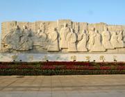 抚州名人雕塑园
