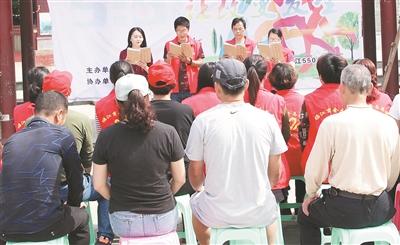 樟树市临江镇:红色家书进社区--江西频道--人民