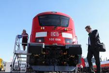 柏林国际轨道交通技术展开幕