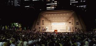 日本民众集会抗议新安保法        三年前,日本安倍晋三政府凭借在国会中的议席优势强行通过新安保法。19日,日本民众举行集会,呼吁废除该法……