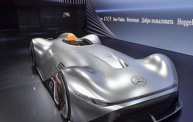 聚焦2018巴黎国际车展上的概念车