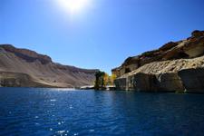 班达米尔湖景色
