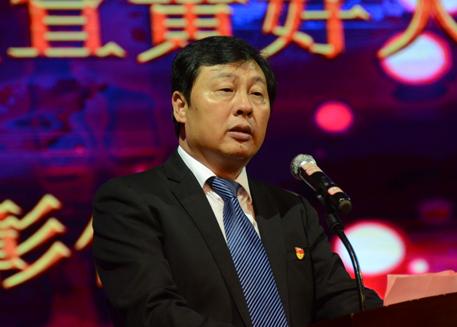 宜黄县委书记姚飞翔
