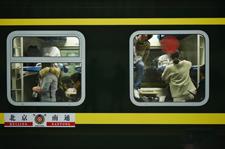 春运深圳首趟临客列车开出