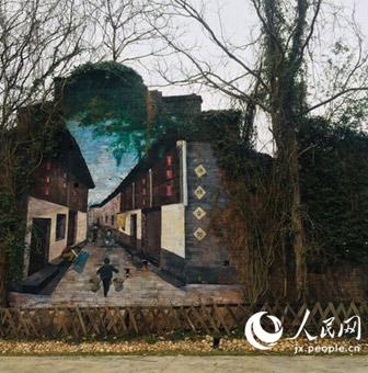 江西满塘:美丽乡村新画卷