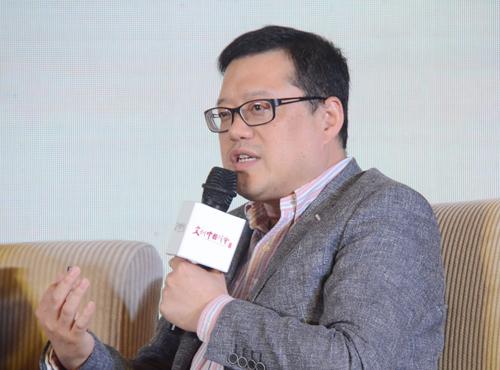 王海滨:文创产品生产将从封闭式走向开放式