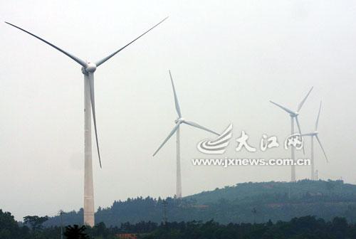 风力发电机组整体结构简介图片